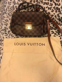 Louis Vuitton Sling bag (authentic quality) with dustbag and authenticity card/care card