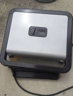 Sunbeam Contact Health Electric Grill