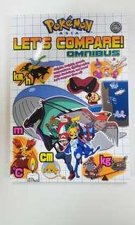 Pokemon Let's Compare Omninus