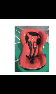 Ferrari 兒童汽車座椅0-4歲