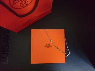Hermes 頸鏈 necklace