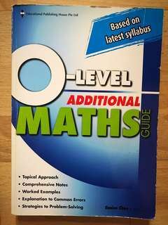 O level maths guide