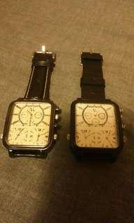 方形大錶面兩隻