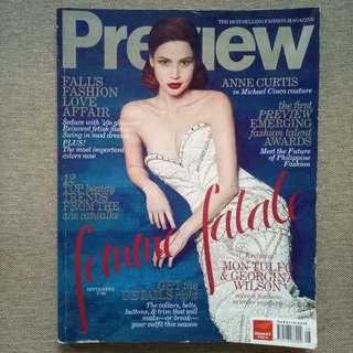 Preview Magazine - September 2008