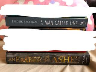 Preloved and brand new books