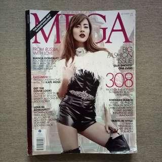 Mega Magazine - September 2008