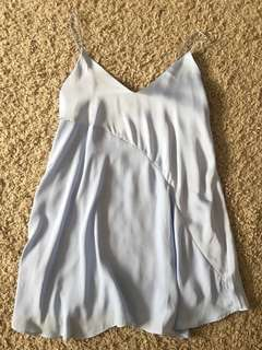 Glassons Baby Blue Dress