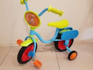 雪印 拉風腳踏車