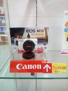 Camera Canon EOS-M10