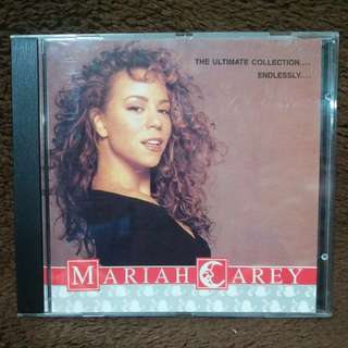 Mariah Carey - Endlessly (Unofficial CD)
