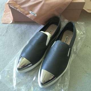 Miu Miu Platform Sneaker