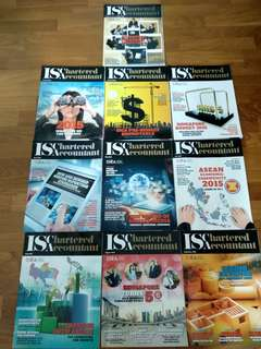 Isca magazines (dec 2014-sept2015)