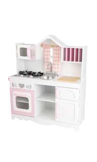 (PO) BN KidKraft Modern Country Kitchen Toy Play Set