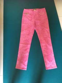 🚚 粉紅色長褲
