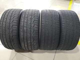 235 35 19 pirelli pzero p zero Mercedes Benz volkswagen