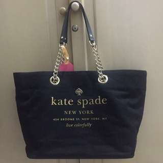 Brand New Authentic  Kate Spade east broadway small coal