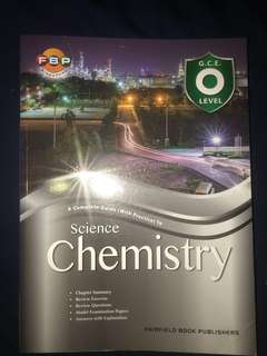chemistry guidebook