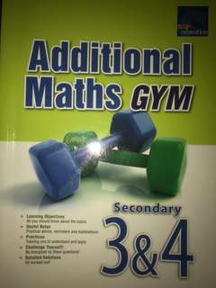 Additional maths guidebook