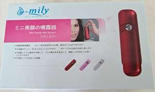 ❤️❤️日本E-Mily納米美顏補水噴霧器