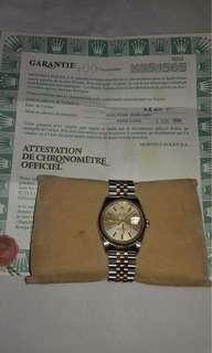 💯 % original Rolex with Cert
