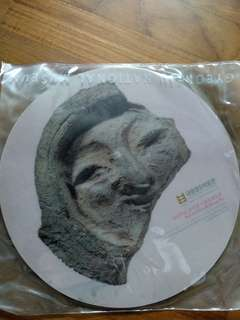 Mouse pad (from gyeongju national museum)