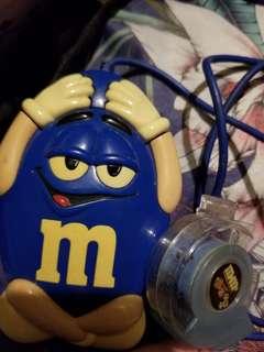 M&M滑鼠