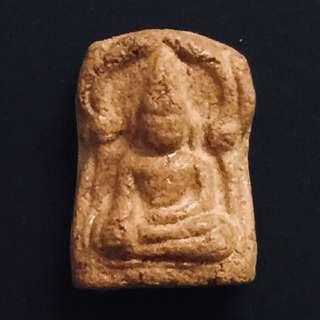 Thai Amulet Kruba Boondet Somdej