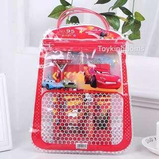 [CUTE] MCQUEEN CAR Children's Birthday Party Goodies Bag