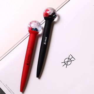 Preorder TVXQ SMTOWN GIFTSHOP OFFICIAL  SNOW BALL PEN