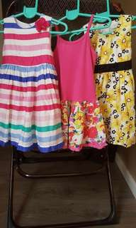 Assorted Dresses