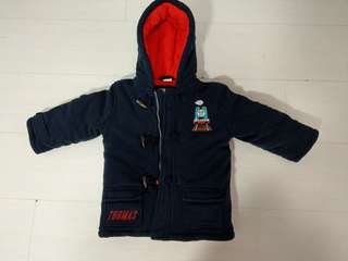 Thomas winter coat