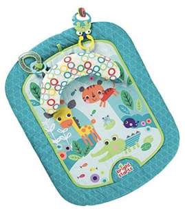 Bright starts prop mat playmat splashin safari