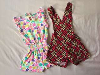 Summer playsuits