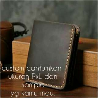 Leather custom