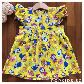 🎀 Pororo Pinafore Dress 🎀