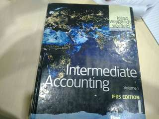Intermediate accounting #AFBakrie