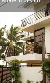 RFO 5 storey Modern House