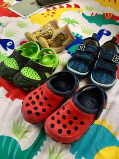 Take all baby / toddler slippers and shoes