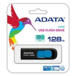 ADATA UV128 128GB USB 3.0 USB flash drive (Brand New)