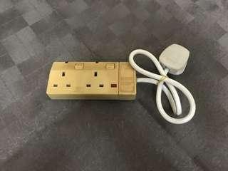 電拖板 附安全制