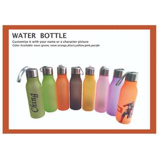 Customized Water Bottle