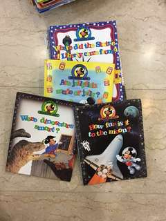 Mickey Mouse series children books