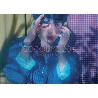 Yong jun hyung 1st regular album [Goodbye 20's]