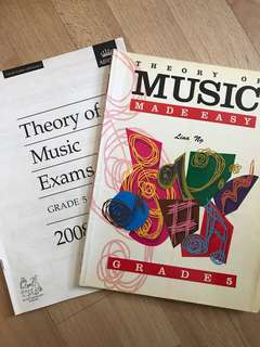 Piano Music Theory Book