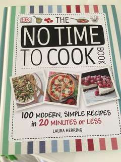 Cookbook (hard cover)