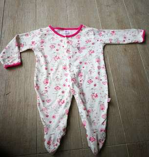 Baby Romper Tofee house brand 0-3 mnth