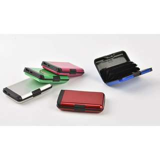 2 in 1 Powerbank with Card Holder Wallet