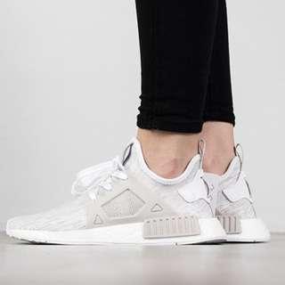 "Womens Adidas NMD XR1 ""Pearl Grey"" Size UK3.5"