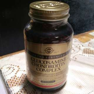 Solgar Glucosamine Chondroitin