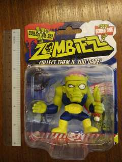 Zombiezz figure series one Dead Weight